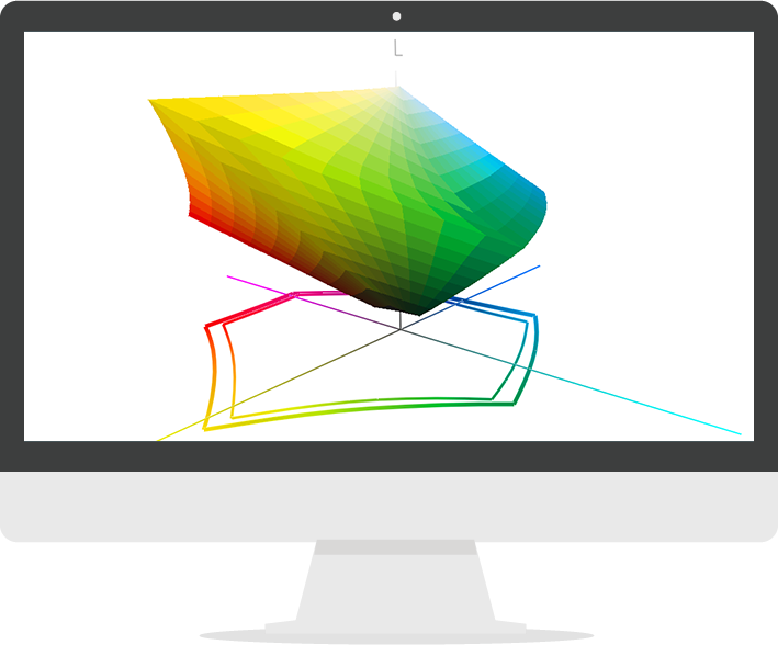 Colour-profile com | Always predictable colors